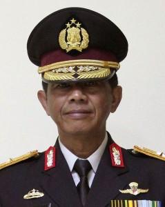 KAPOLDA JABAR, Irjen Pol Drs. H. Tubagus Anis Angkawijaya, M.Si