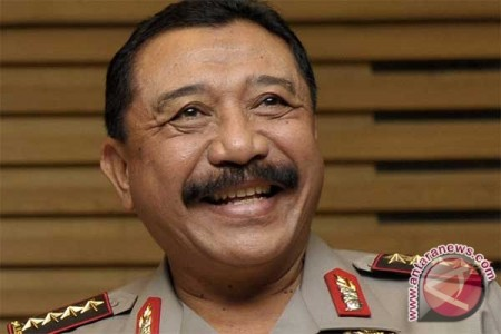 KAPOLRI, Jenderal Timur Pradopo (antaranews)