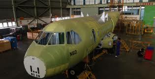 Pesawat CN-235 produksi PT Dirgantara Indonesia. (ISTIMEWA)