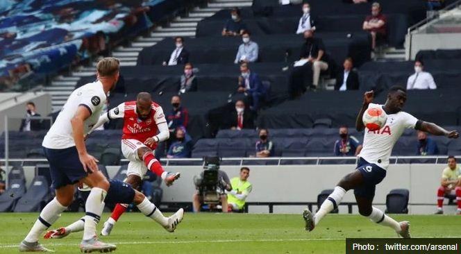 Tottenham Hotspur vs Arsenal 2–1 Video Gol & Highlights